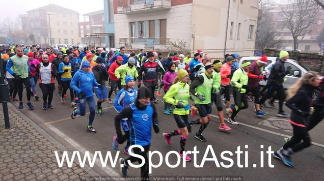Corsa del Panettone 2018 Asti