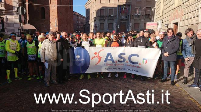 Corsa di Natale 2018 Asti