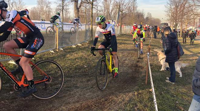 Mad Wheels ai Campionati Italiani Ciclocross 2019