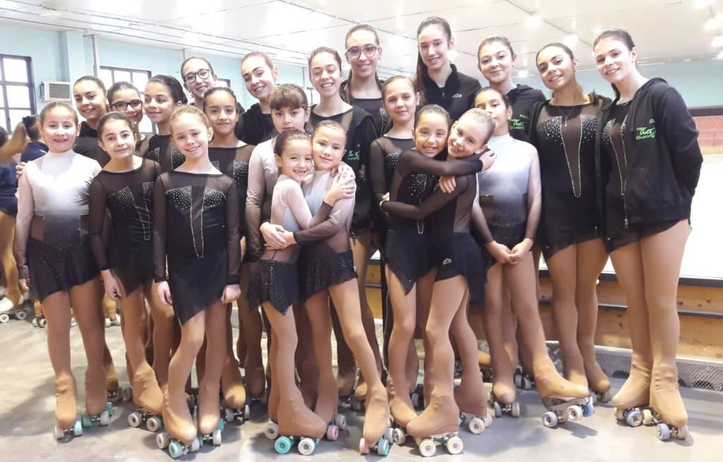 New Asti Skating a Campionati Provinciali FISR 2019