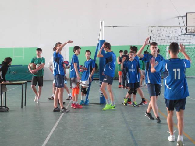 Campionati Studenteschi Pallavolo 2018/19 Scuole Superiori