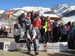 Campionati Studenteschi Sport Invernali Scuole Medie Asti 2018/19
