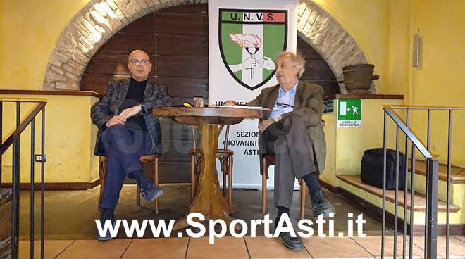conferenza veterani dello sport