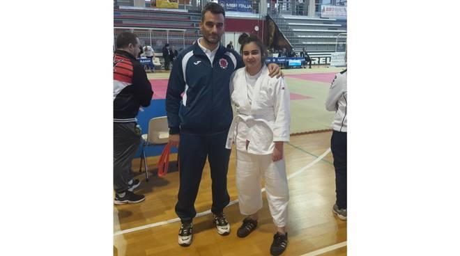 elisa duò judo olimpic asti