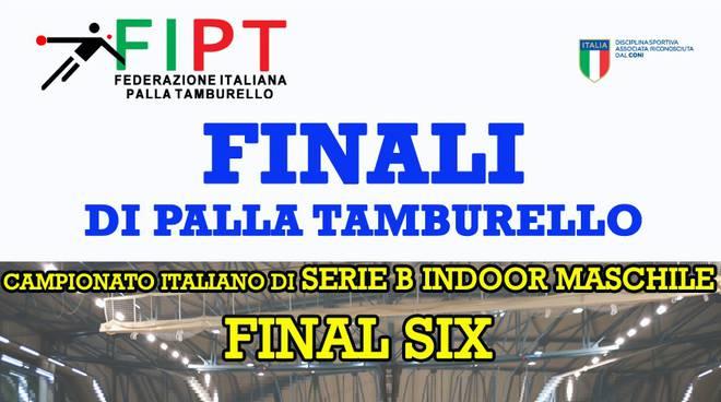 finali serie b indoor 2019