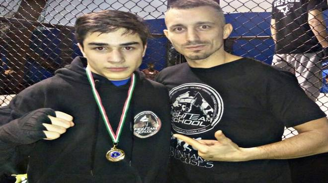 pintus e baldi fight team school