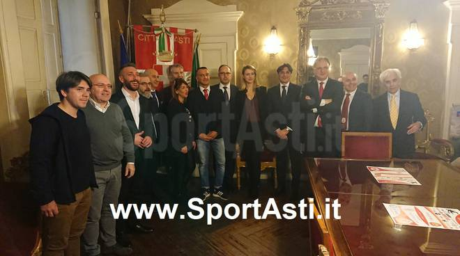 presentazione final four coppa italia serie A2