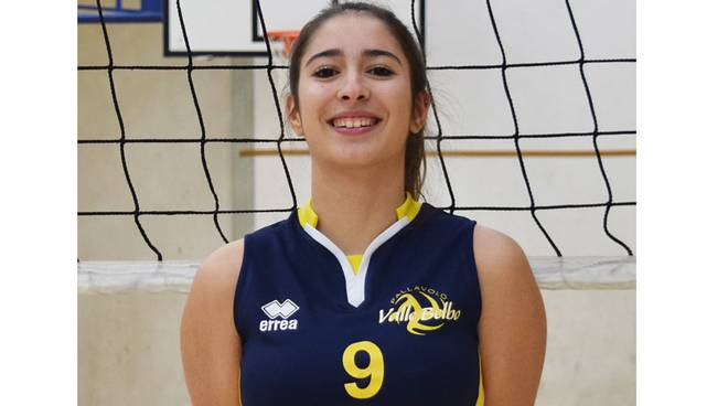 raffaella di massa under 16 pvb