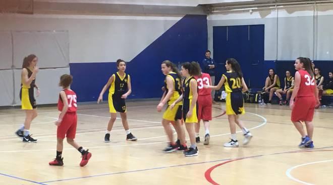 scuola basket asti under 14 femminile