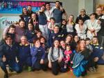 staff amici del judo