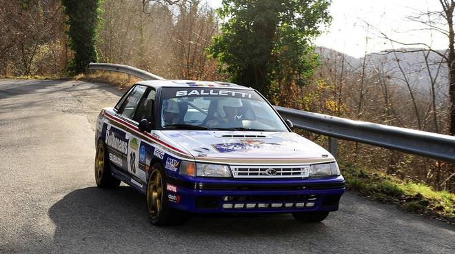 balletti motorsport rally vesimesi