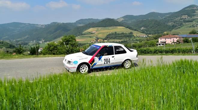 ferrara bobbio rally vesime historic 2018