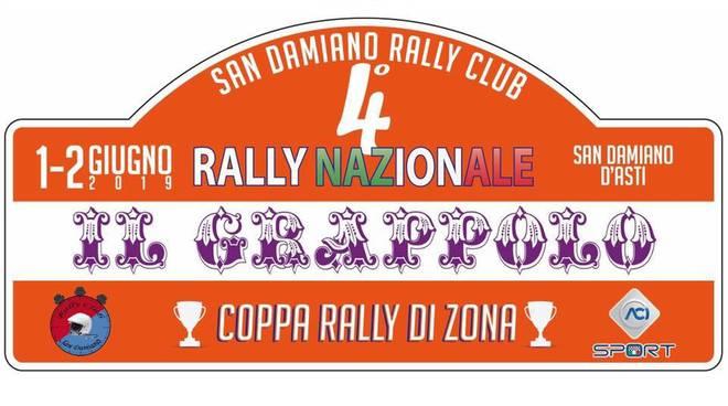 logo rally il grappolo 2019
