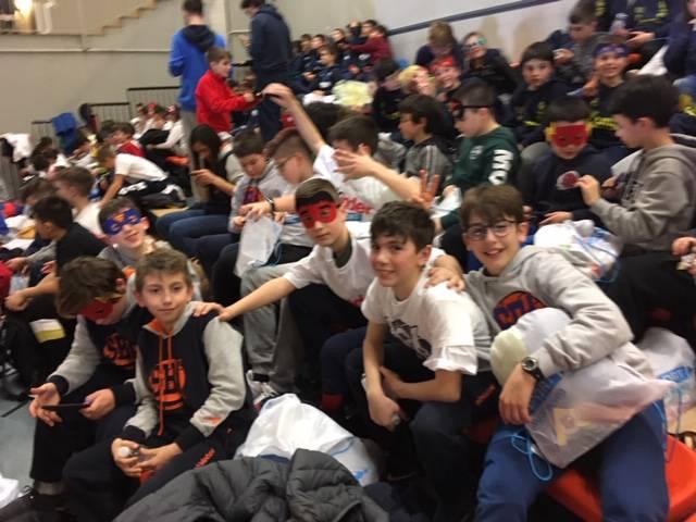 scuola basket asti carnival cup arona 2019