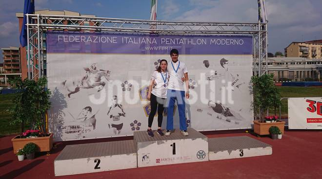 Campionato Italiano Allievi 2019 Pentathlon Moderno