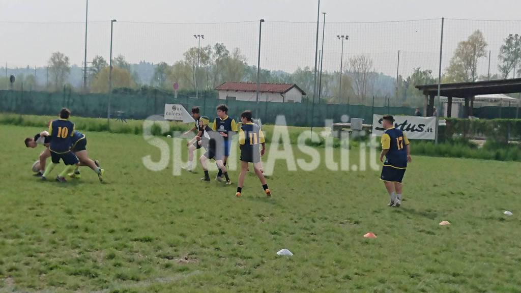 Fase regionale campionati studenteschi di rugby 2018/19