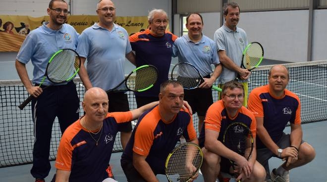 gemellaggio panathlon tennis bourbon