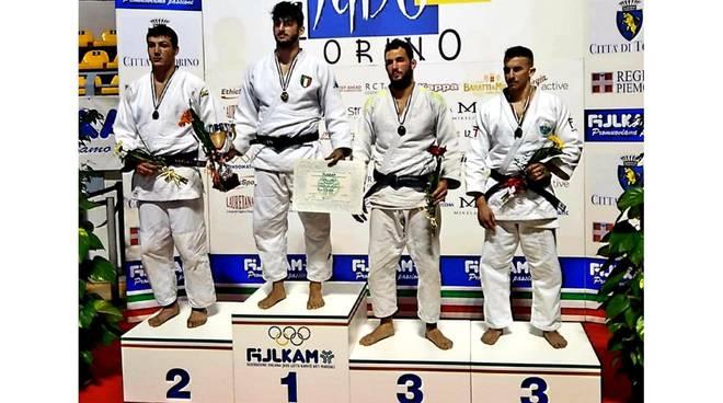 gianluca iudicelli argento italiani assoluti judo 2019