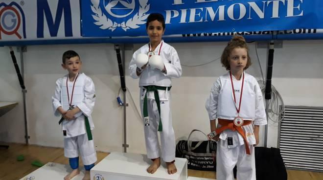 mahdi Duyukai Karate  XVIII Coppa Città di Verbania