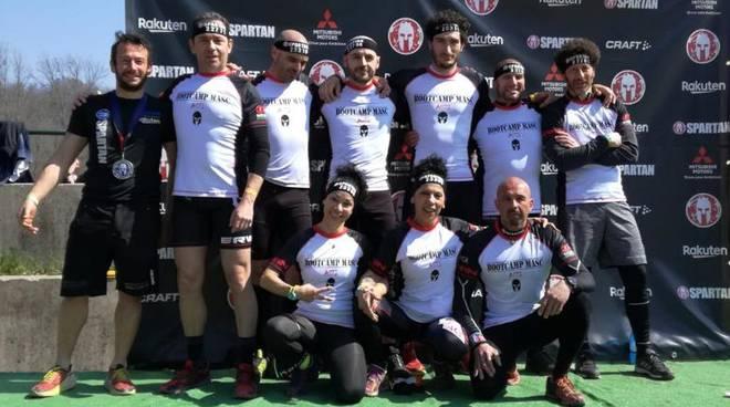 spartan race maggiora squadra asti