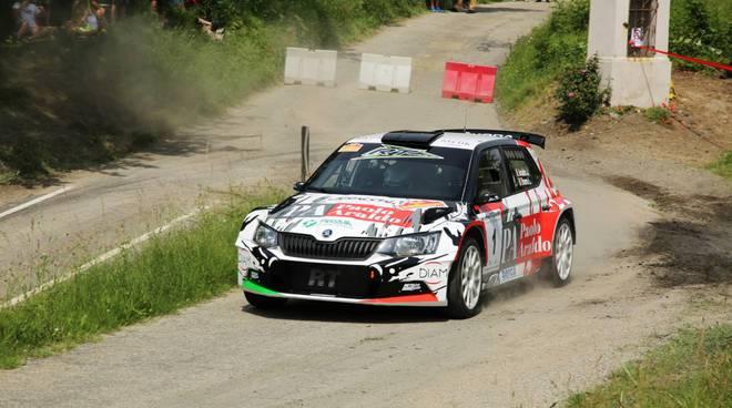 araldo boero rally team 971