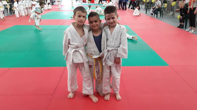 judo club asti cavagnolo 12052019