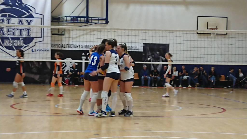 Playasti - Vercelli gara 1 spareggio promozione