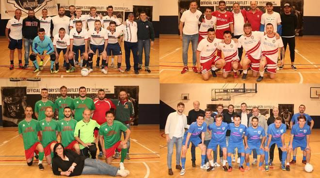 semifinaliste borghi calcio a 5 2019