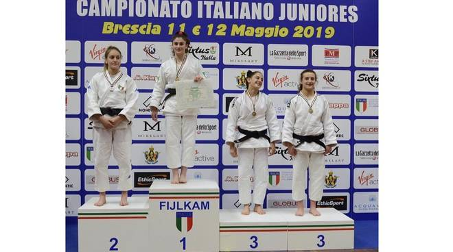silvia pellitteri italiani juniores 2019