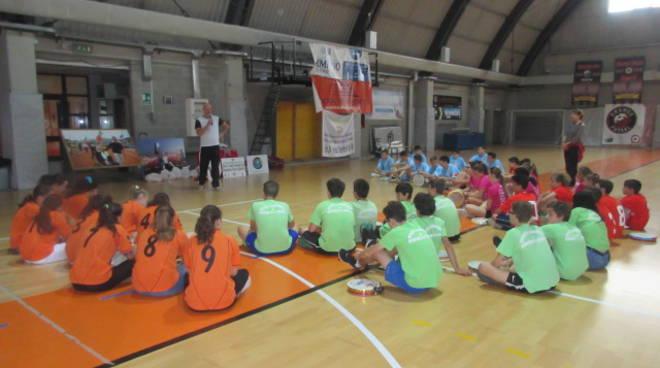 Campionati Studenteschi di PallaTamburello  2018/19 Scuole Medie Asti
