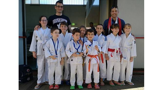judo olimpic asti trofeo borgolavezzaro