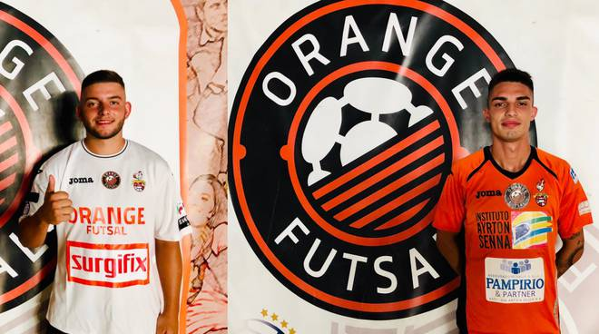 itria e torino orange futsal