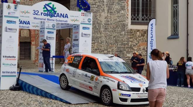 Sport forever rally lana