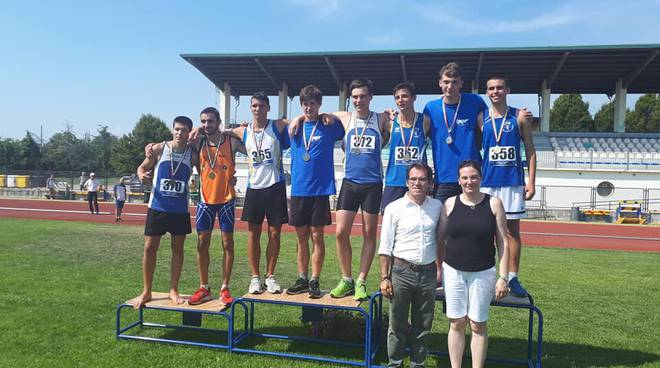 titolo italiano allievi castell'alfero prove multiple 2019
