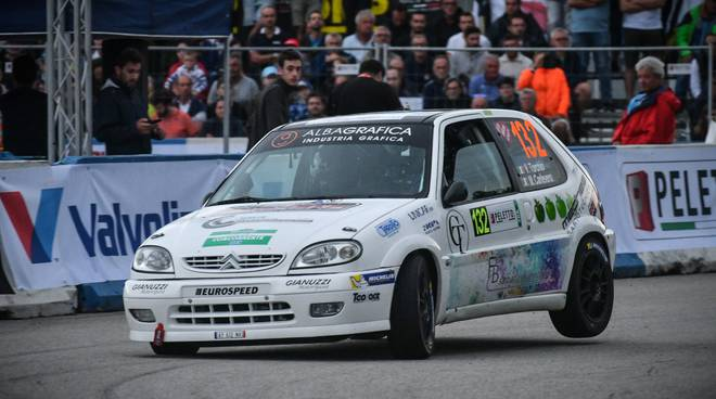torchio carlevero rally alba
