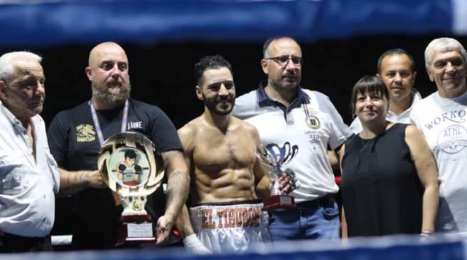 trofeo 100 torri boxe 2019