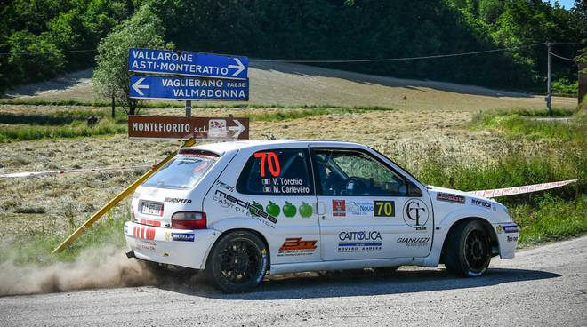 vincenzo torchio rally il grappolo