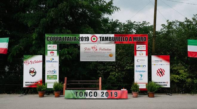 coppa italia muro 2019 repertorio