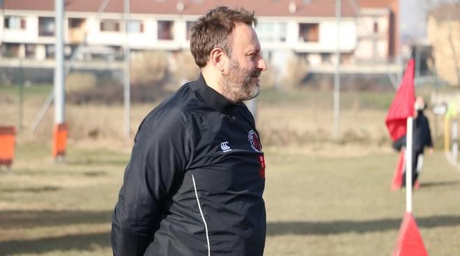diego baldovino vice allenatore monferrato rugby