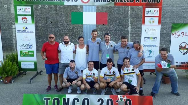 grazzano vince coppa italia 2019