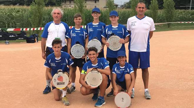 under 14 cerrese finali giovanili open 2019