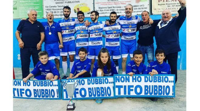 bubbio vince scudetto serie c1 2019