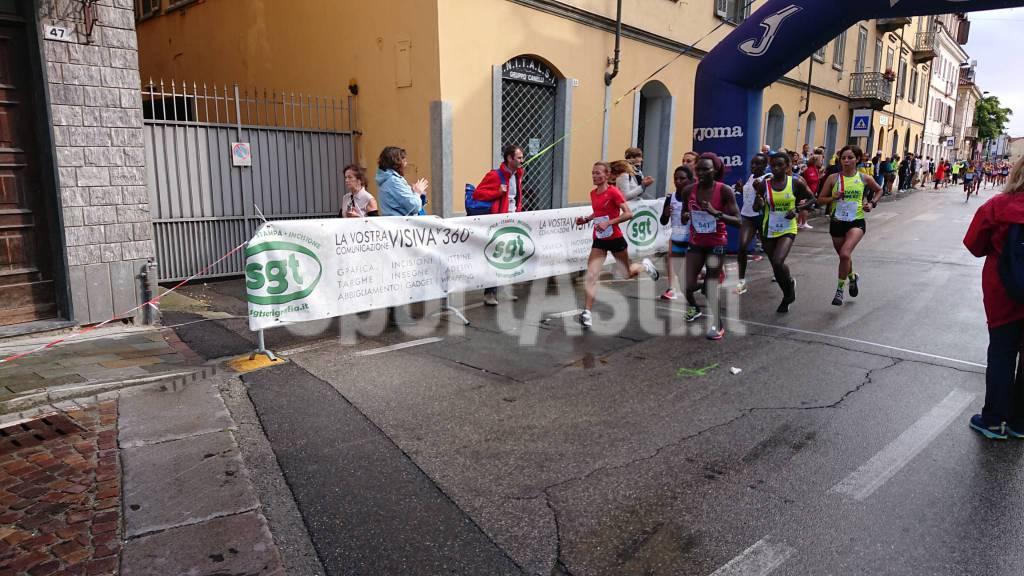 Campionati italiani di corsa su strada 2019 Canelli gara femminile
