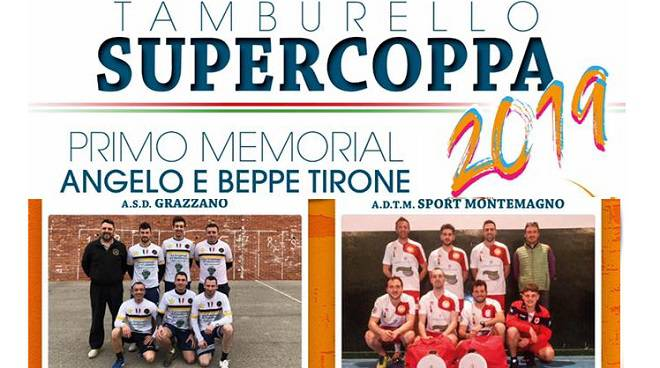 supercoppa tamburello muro 2019