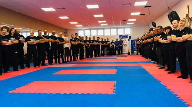29° meeting di difesa personale Krav Maga