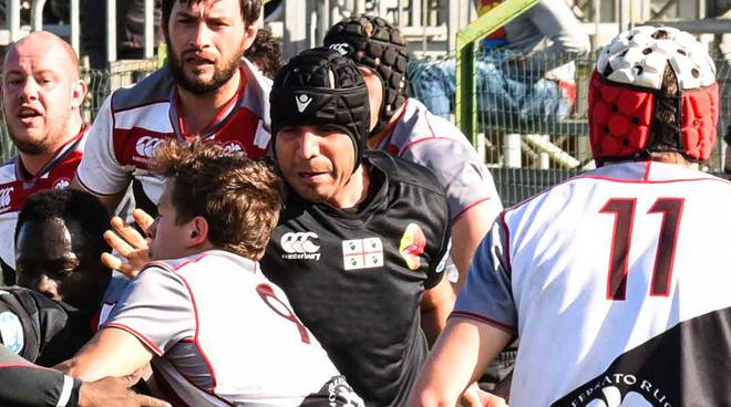 Amatori Rugby Capoterra vs Monferrato Rugby