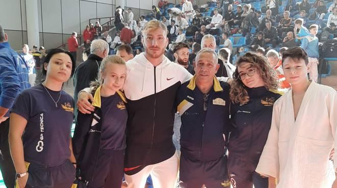 amici del Judo trofeo Italia 2019