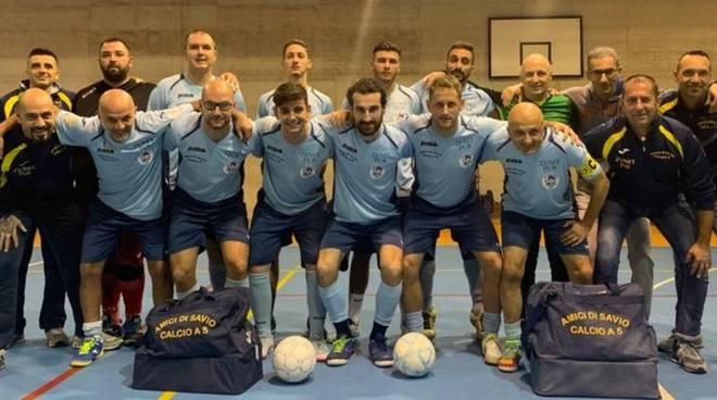 amici di savio polisportiva antignano 2019/20 campionato pgs