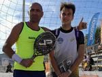 amoroso e mantovani beach tennis