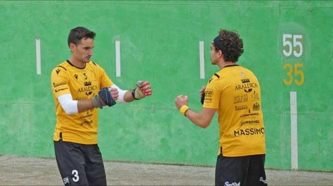 Araldica Castagnole Lanze gara 1 finale 2019